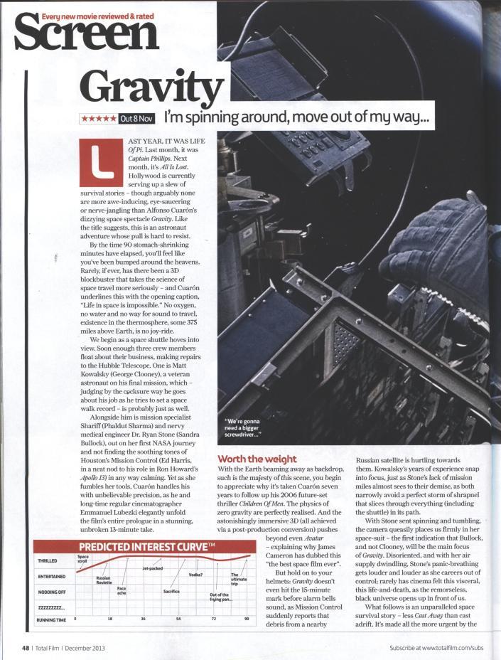 TF Gravity 001