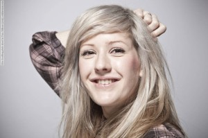 Ellie Goulding photo shoot by Tom Oldham (2009)